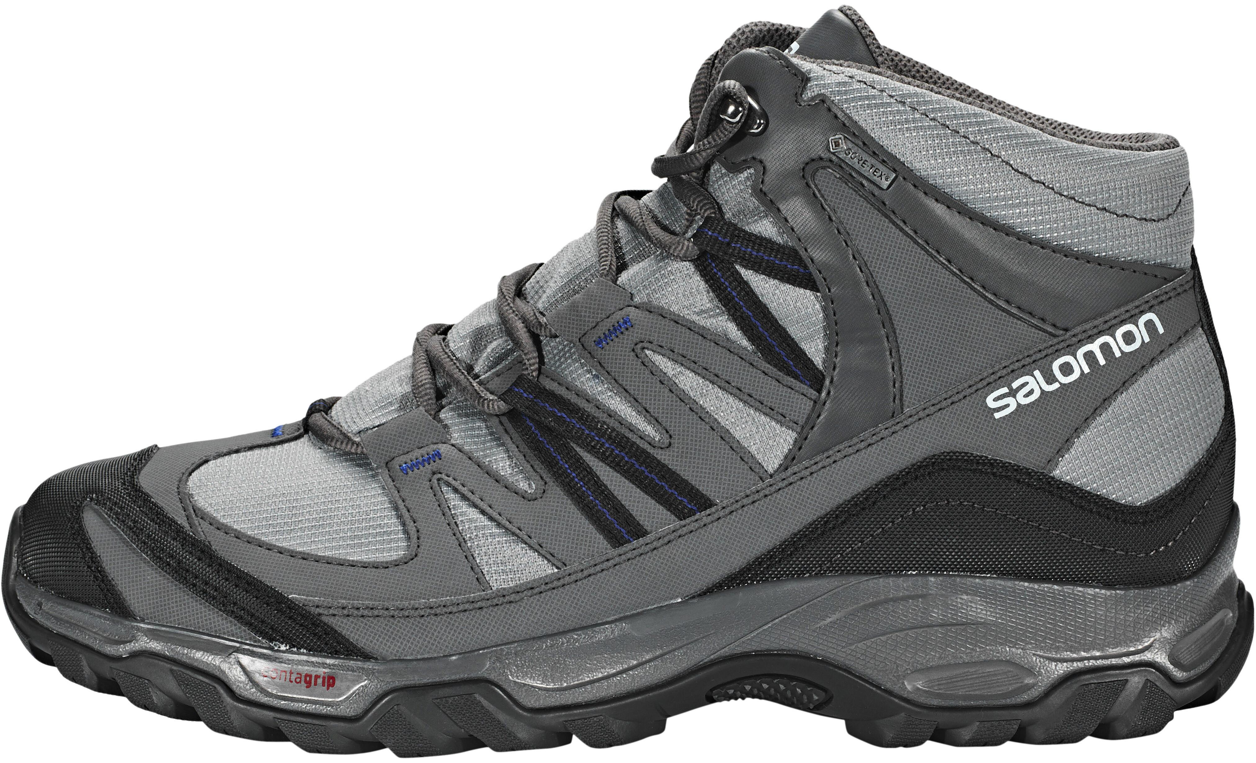 newest c26cb c93b0 Salomon Mudstone Mid 2 GTX Shoes quiet shadow/mag